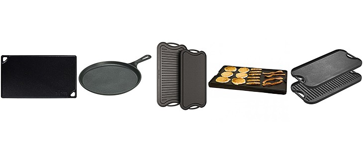 The Best Cast Iron Griddle for Your Gas Stove