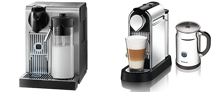 Best Nespresso Machine For Lattes