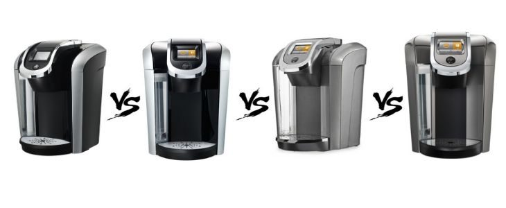 Image of Keurig coffee makers