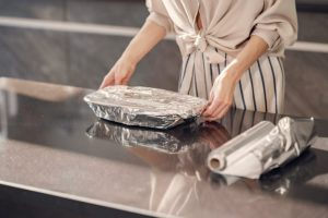 Foil is Quite Useful in the Kitchen