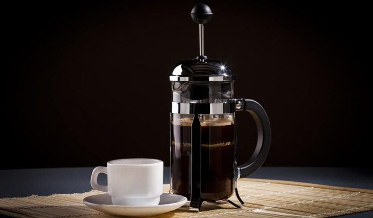 How To Make Ice Coffee: French Press Coffee